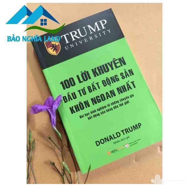 100 loi khuyen dau tu bat dong san khon ngoan nhat - 7 Cuốn sách kinh điển về đầu tư bất động sản phải đọc trong đời