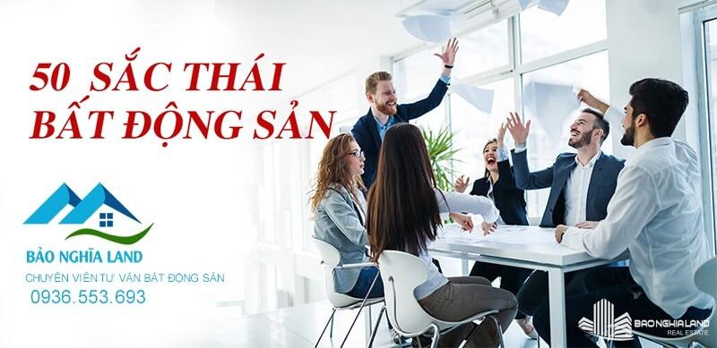 50 sac thai bat dong san - 50 Sắc thái của nghề môi giới bất động sản vô cùng thú vị