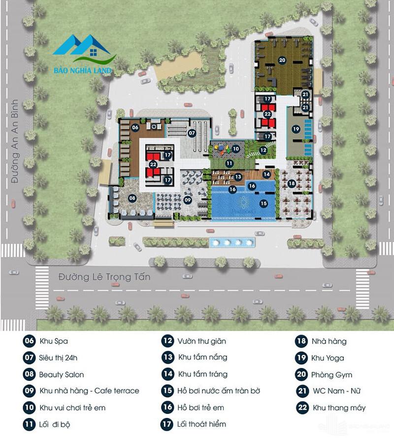 Tien ich phu dong premier - Dự án căn hộ phú đông premier tổng quan dự án giá bán và cho thuê