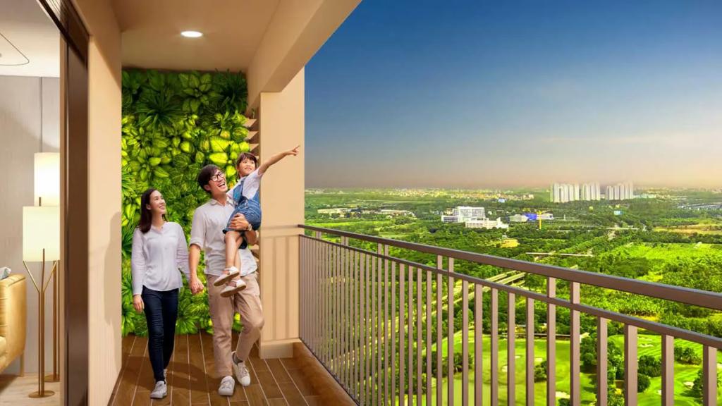 ban cong nha mau can ho opal city view binh duong 1024x576 - Bảng giá dự án căn hộ Opal Cityview Bình Dương – CĐT Tập Đoàn Đất Xanh