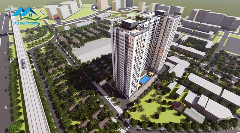 bcons mien dong - #1 Cập nhật danh sách dự án căn hộ chung cư tại Dĩ An Bình Dương