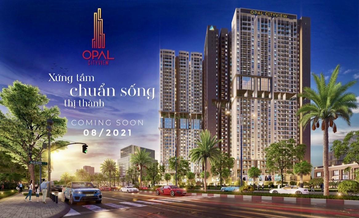 Dự án căn hộ Opal Cityview Bình Dương [Cập nhật bảng giá 10/2021]