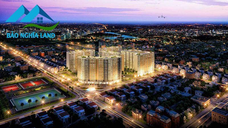 can ho green town binh tan - Danh sách 10 căn hộ chung cư giá bán dưới 2 tỷ đồng tại TPHCM 2021