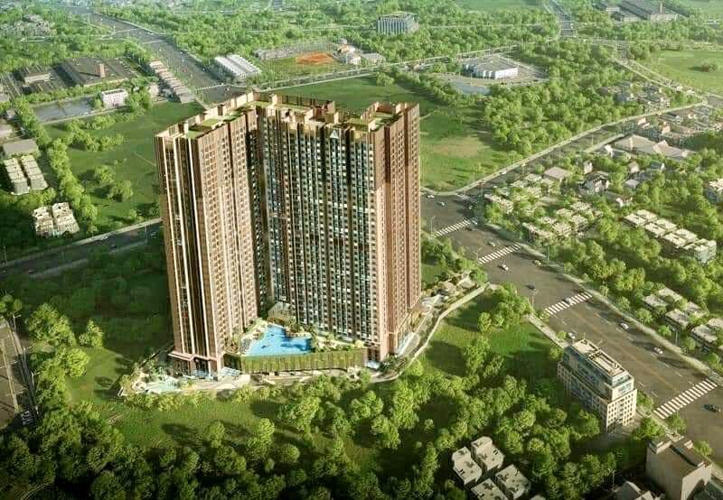 can ho opal skyline 1 - Danh sách căn hộ chung cư giá rẻ tại tp Thuận An Bình Dương