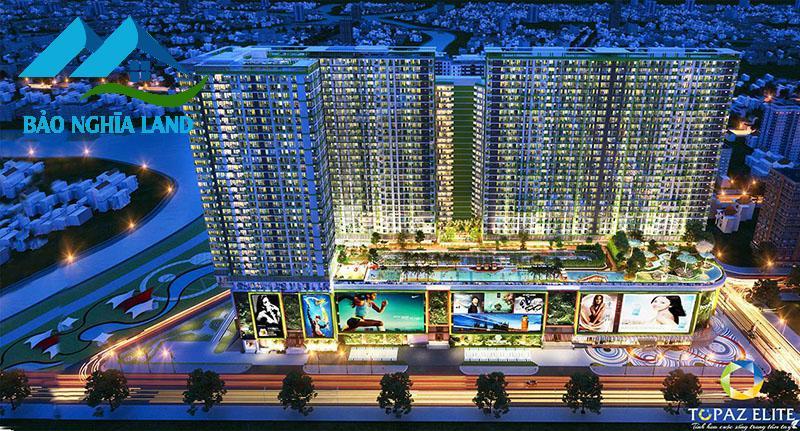 can ho topaz elite quan 8 - Danh sách 10 căn hộ chung cư giá bán dưới 2 tỷ đồng tại TPHCM 2021