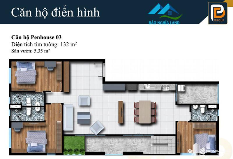 can ho phu dong premier 132m2 - Dự án căn hộ phú đông premier tổng quan dự án giá bán và cho thuê