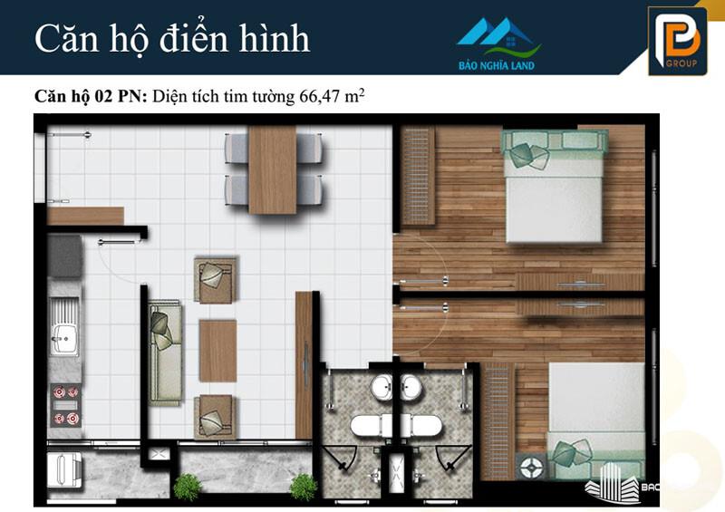 can ho phu dong premier 66m2 - Dự án căn hộ phú đông premier tổng quan dự án giá bán và cho thuê