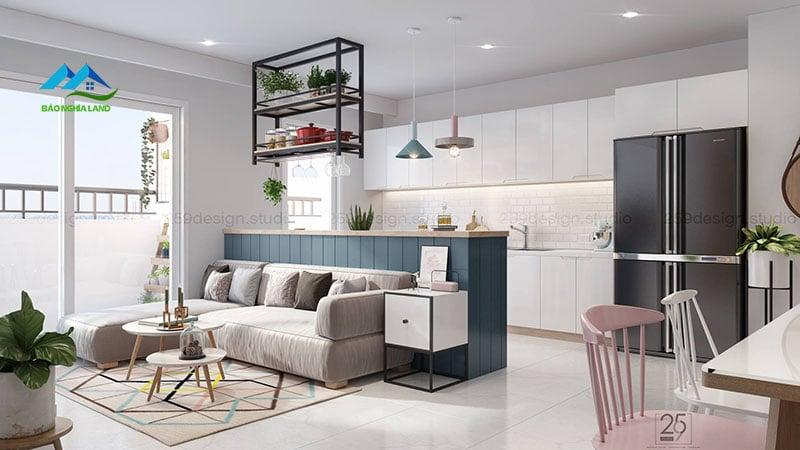 chi phi hoan thien noi that can ho chung cu - Chi phí hoàn thiện nội thất căn hộ quy trình báo giá trọn gói