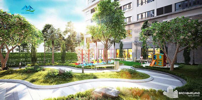 công viên lavita charm - Dự án căn hộ Lavita Charm TP Thủ Đức cập nhật tiến độ mới nhất