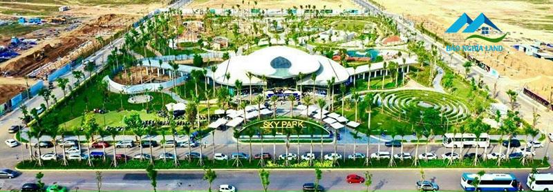 cong vien trung tam sky park - Lễ ký kết hợp tác giữa chủ đầu tư Gem Sky World với trường quốc tế Greenfield School