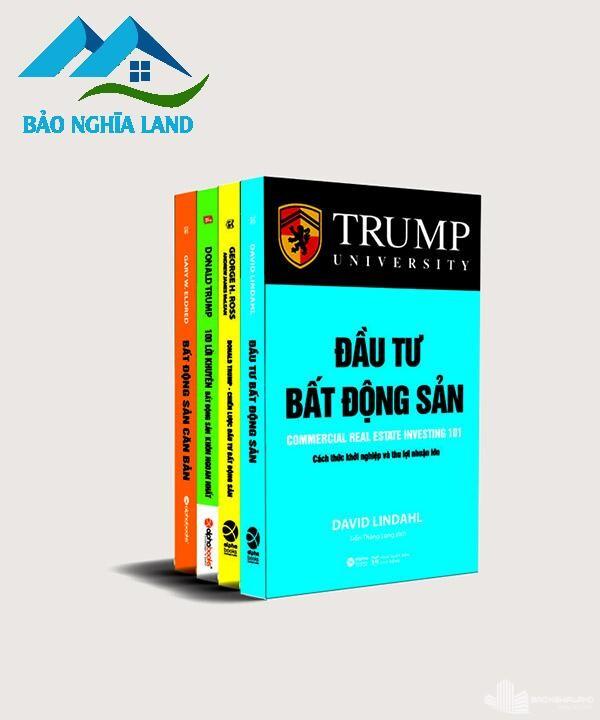 dau tu bat dong san - 7 Cuốn sách kinh điển về đầu tư bất động sản phải đọc trong đời
