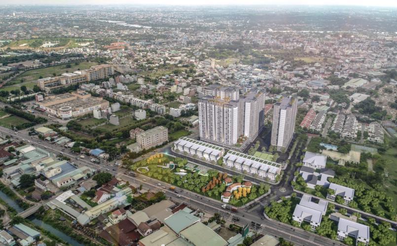 du an Eco Xuan chu dau tu malaysia - Danh sách căn hộ chung cư giá rẻ tại tp Thuận An Bình Dương