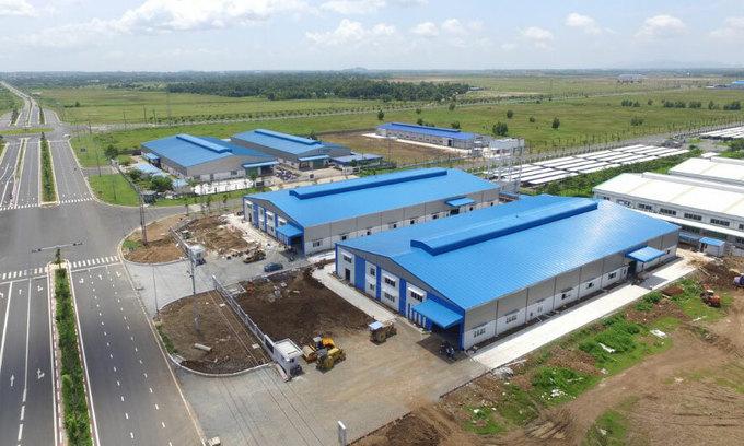 factory - Bất động sản công nghiệp của Việt Nam được hưởng lợi khi sản xuất chuyển ra khỏi Trung Quốc