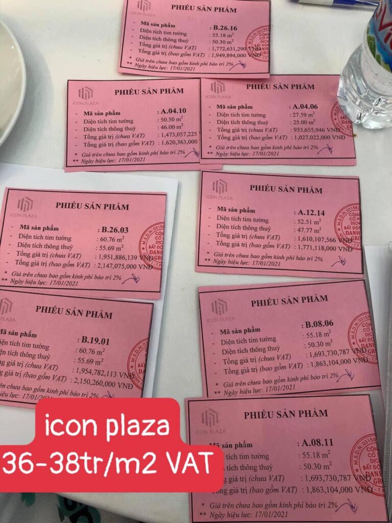 gia ban can ho icon plaza 768x1024 - Tổng hợp giá bán căn hộ mở bán năm 2020 tại tp hcm và bình dương