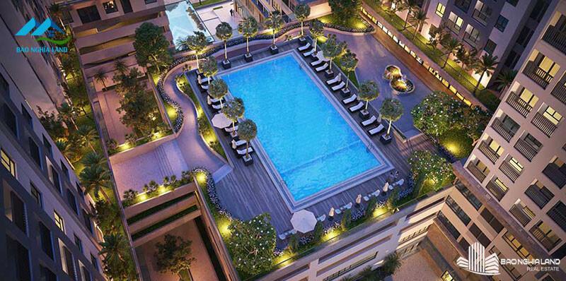 hồ boi lavita charm - Dự án căn hộ Lavita Charm TP Thủ Đức cập nhật tiến độ mới nhất