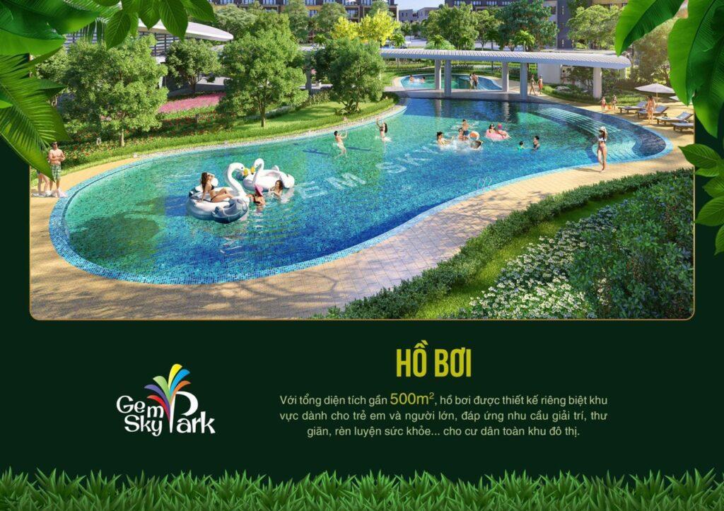 ho boi gem sky world 1024x723 - Khám phá trải nghiệm công viên giải trí và vui chơi Gem Sky Park