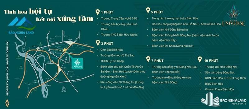 ket noi vung can ho bien hoa universe complex - Dự án căn hộ Biên Hòa universe Complex Hưng Thịnh - 0936553693