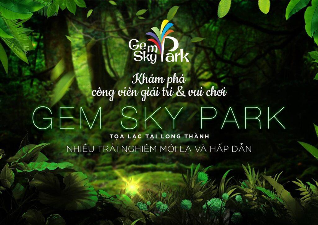 kham pha cong vien gem sky park 1024x723 - Khám phá trải nghiệm công viên giải trí và vui chơi Gem Sky Park