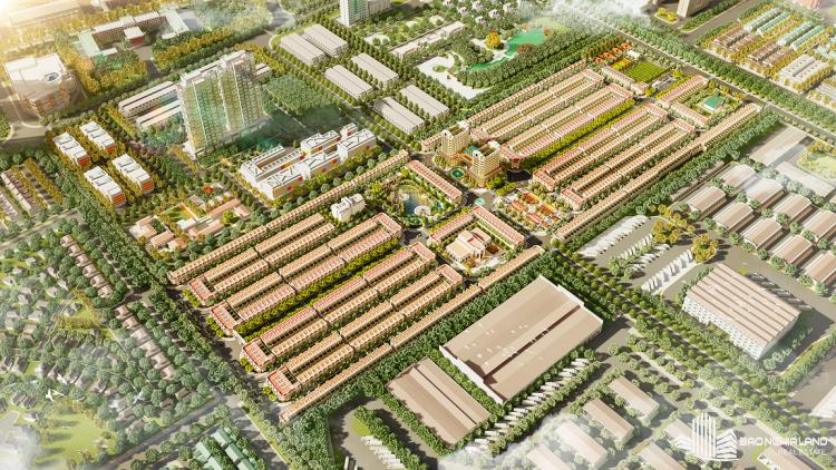 khu do thi thang long bau bang - Thăng Long Central City cập nhật bảng giá chiết khấu chính thức