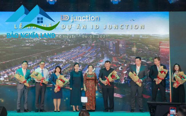 le ra mat khu do thi jd junction - Dự án khu đô thị ID Junction Long Thành - Thông tin chủ đầu tư