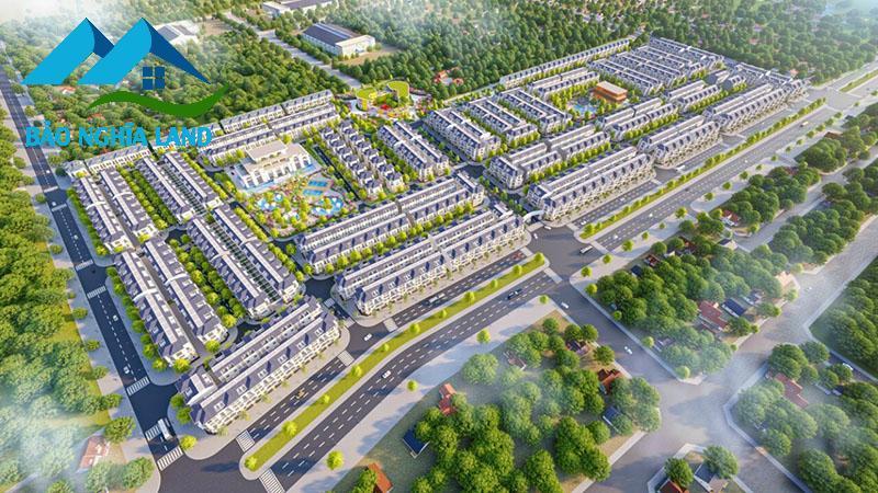 mat bang tong quan stc long thanh - Dự án STC Long Thành kế bên khu tái định cư sân bay Long Thành