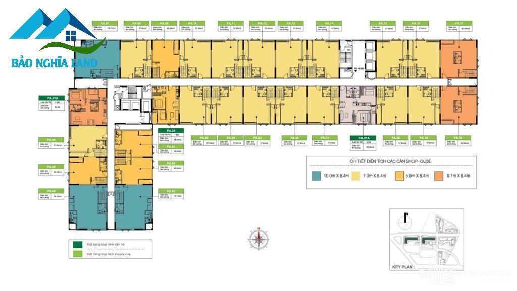 park 1 tang 02 mat bang picity high park quan 12 1024x577 - Tổng quan dự án căn hộ Picity High Park Quận 12 - [ 0936553693 ]