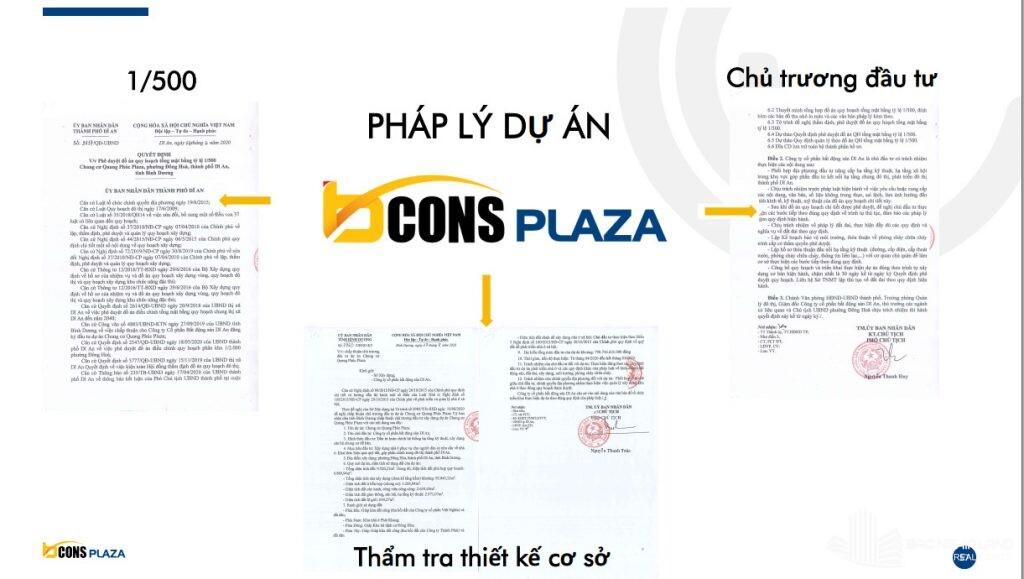 phap ly du an bcons plaza 1024x579 1 - Dự án căn hộ Bcons Plaza Dĩ An cập nhật thông tin giá bán 2021