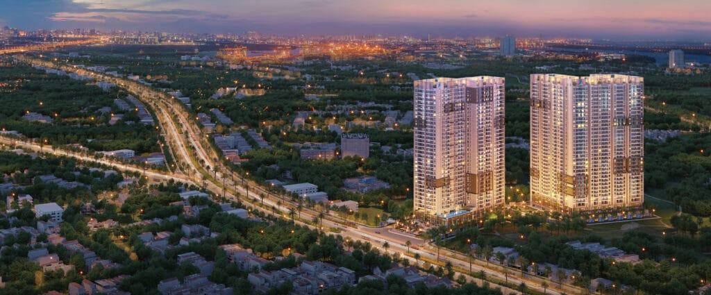 Dự án căn hộ Opal Boulevard Phạm Văn Đồng chủ đầu tư Đất Xanh
