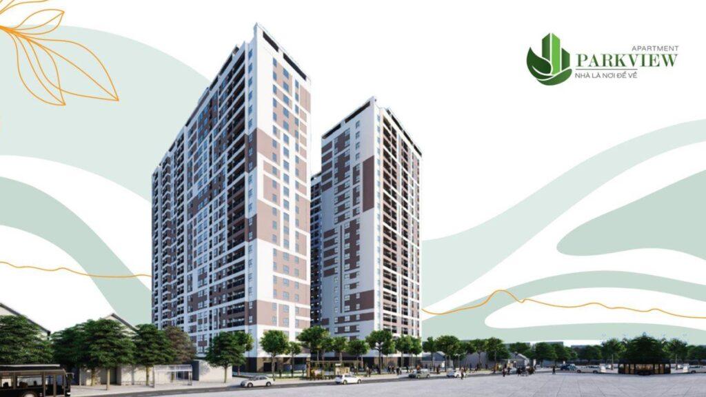 phoi canh du an parkview apartment binh duong 1024x576 - Danh sách căn hộ chung cư giá rẻ tại tp Thuận An Bình Dương