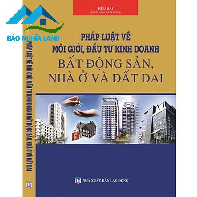sach luat luat kinh doanh bat dong san - 7 Cuốn sách kinh điển về đầu tư bất động sản phải đọc trong đời