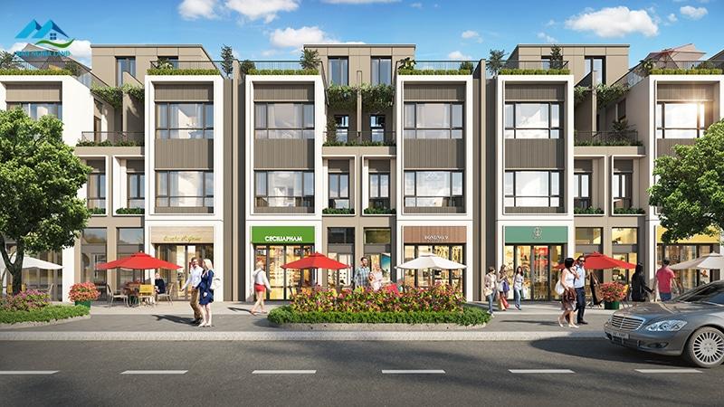 shop house gem sky world - Dự án Gem Sky world 92ha Long Thành tổng quan tiềm năng lợi nhuận