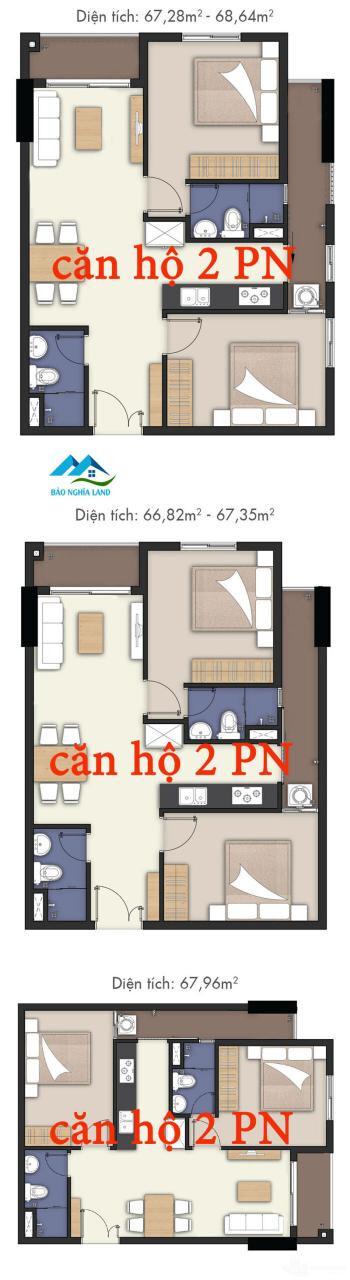 thiet ke can ho lavita charm 2pn scaled - Dự án căn hộ Lavita Charm TP Thủ Đức cập nhật tiến độ mới nhất