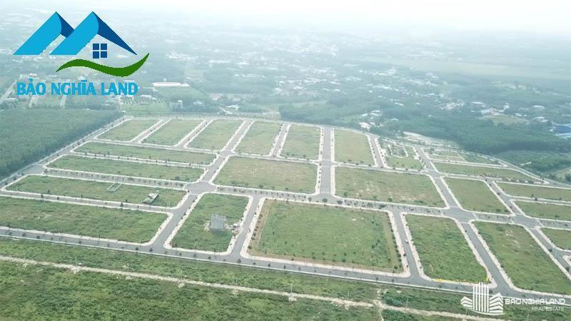 thiet ke du an d2d nhin tu tren cao - Tổng Quan dự án D2D Lộc An - Khu dân cư cửa ngõ sân bay Long Thành