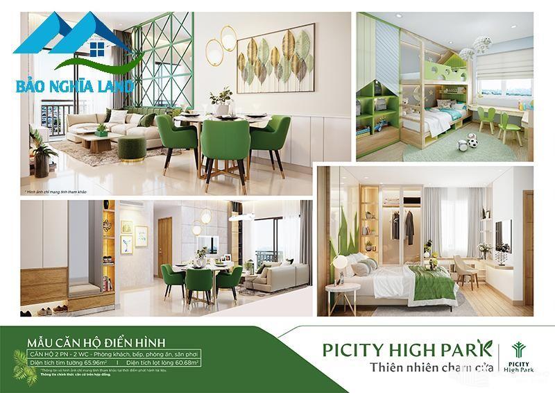 thiet ke noi that can ho piciyi 2pn - Tổng quan dự án căn hộ Picity High Park Quận 12 - [ 0936553693 ]