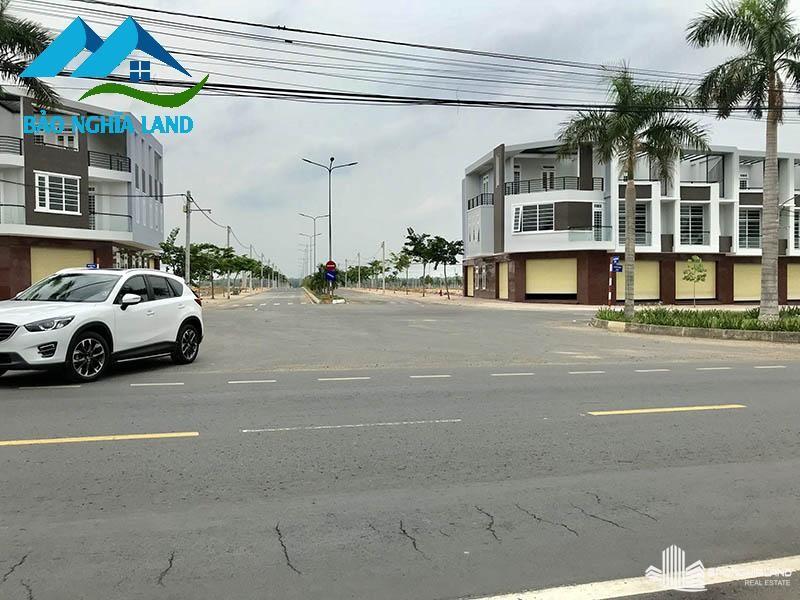 thiet ke shophou d2d mat tien dt769 - Tổng Quan dự án D2D Lộc An - Khu dân cư cửa ngõ sân bay Long Thành