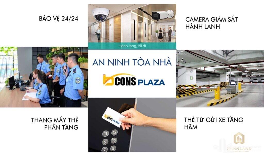 tien ich du an can ho bcons plaza binh duong 1024x606 - Dự án căn hộ Bcons Plaza Dĩ An cập nhật thông tin giá bán 2021