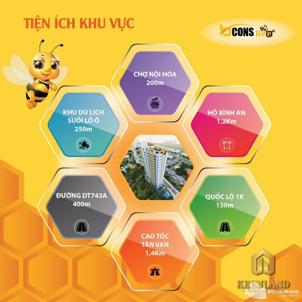 tien ich ngoai khu du an can ho bcons bee binh duong 1024x1024 - Tổng quan dư án căn hộ Bcons Bee - mặt bằng thiết kế và giá bán
