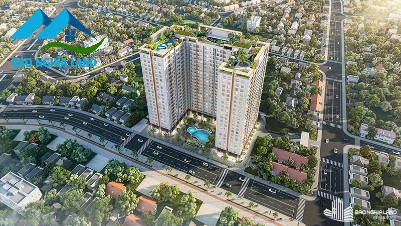 Dự án căn hộ Tecco Felice Home Bình Dương nhà phát triển Đất Xanh