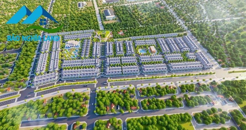 tong quan stc long thanh - Dự án STC Long Thành kế bên khu tái định cư sân bay Long Thành