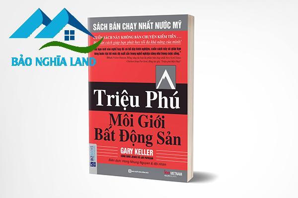 trieu phu moi gioi bat dong san - 7 Cuốn sách kinh điển về đầu tư bất động sản phải đọc trong đời