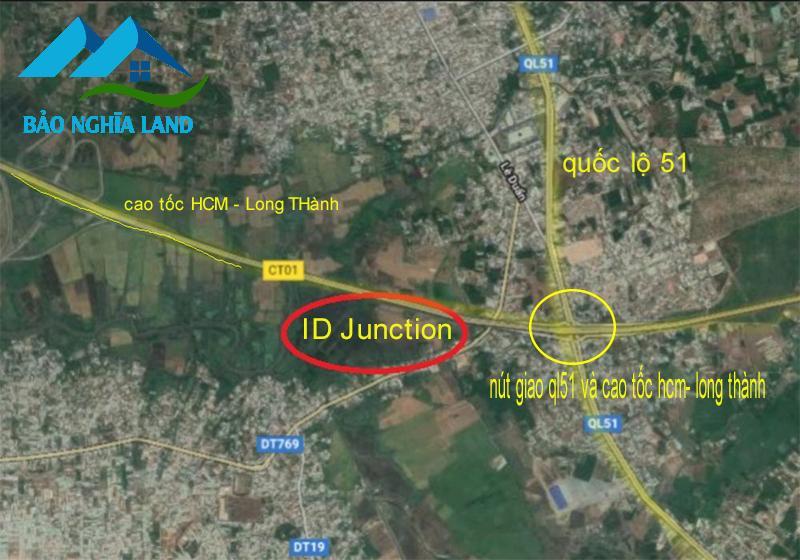 vi tri khu do thi id junction - Dự án khu đô thị ID Junction Long Thành - Thông tin chủ đầu tư