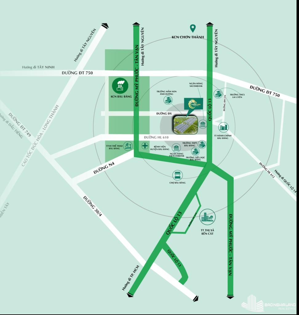 vi tri thang long central city 972x1024 - Thăng Long Central City cập nhật bảng giá chiết khấu chính thức